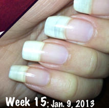 Nail Oil Olga S 15 Week Challenge With Pure Cuticle